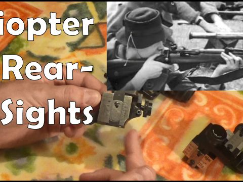 Diopter rear sights: UK vs. Euro (well German / Swiss really)
