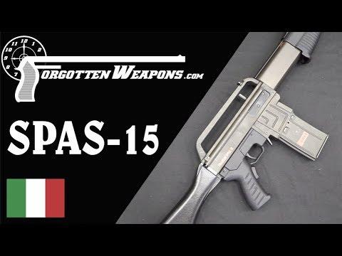 SPAS-15: Franchi's Improvement on the SPAS-12
