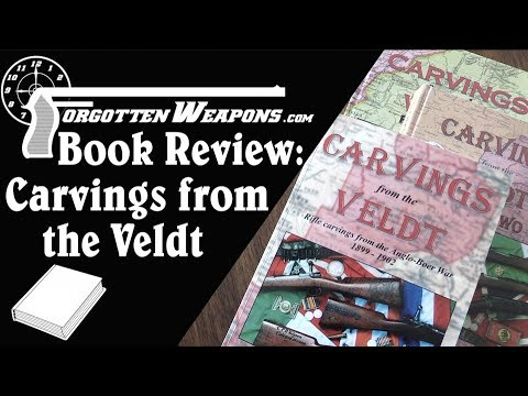 Book Review: Carvings From the Veldt (3 Volumes)