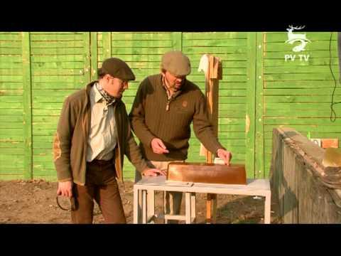 PVTV – Vadász lövedékek hatása zselatinban 2. rész