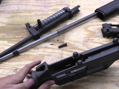 USAS-12 Combat Shotgun