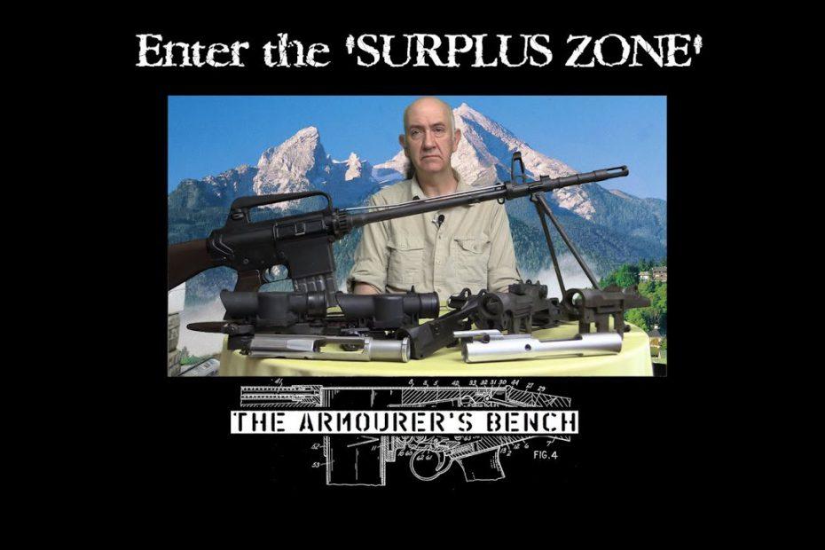 Enter the 'Surplus Zone'