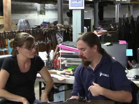 Interview with Nicole Wiley: German .22 Training Rifles