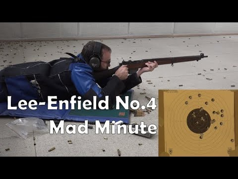 Mad minute series: Lee-Enfield No.4