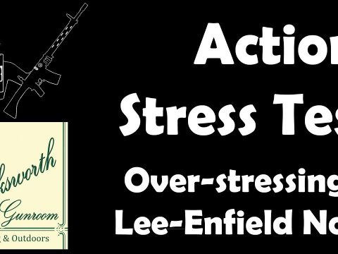 Lee-Enfield No.4 Action Extreme Stress Test