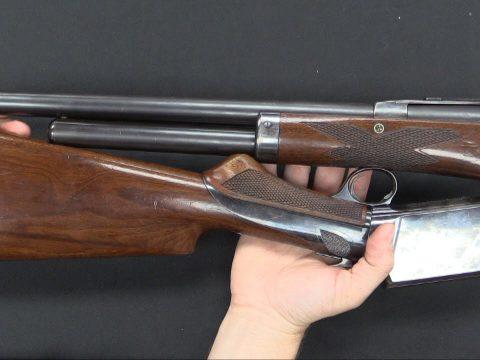 Burgess Folding Shotgun