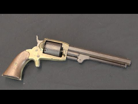 Confederate Cofer Revolver