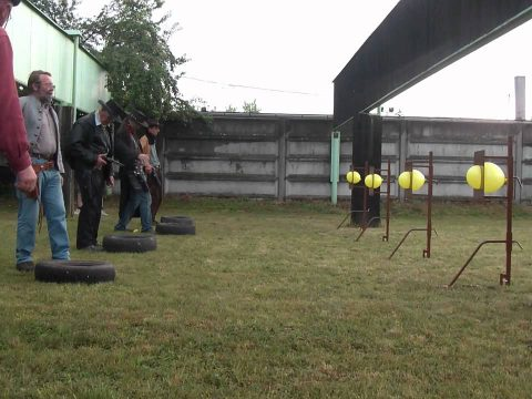 1st Fast Draw Competition in Hungary