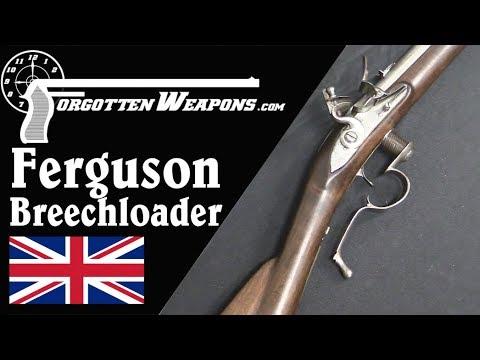 Durs Egg Ferguson – The Rifle That Didn't Shoot George Washington