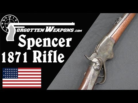 Spencer 1871 Conversion: From Carbine to Infantry Rifle