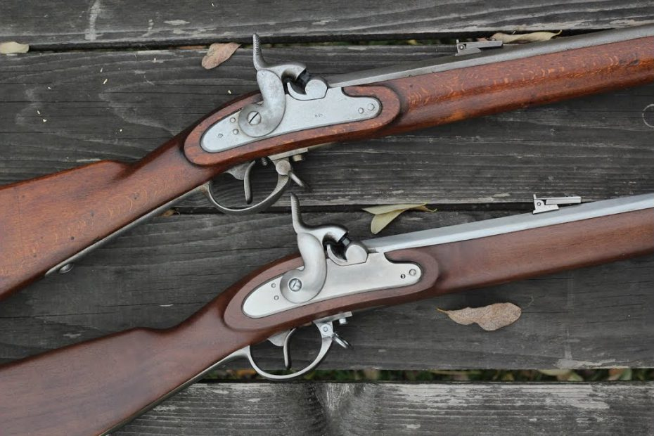 Shooting the Pedersoli 1854 Lorenz rifle – Teaser