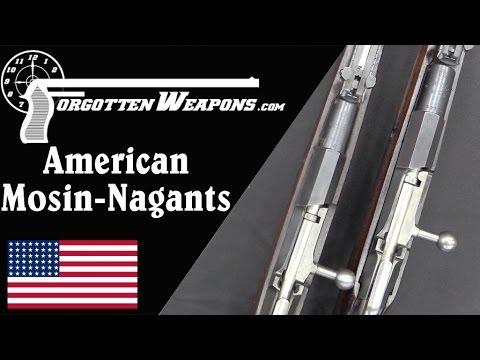 American Mosin Nagant Rifles
