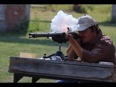 Round ball vs cut lead – gelatine tests, accuracy, ballistics, historical background