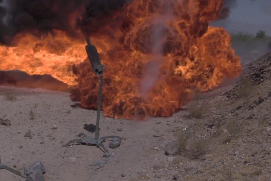 Introduction to Military Flamethrowers with Charlie Hobson