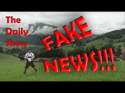 The Truth about Switzerland's Gun Regulations: not The Daily Show's Fake News version