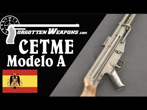 CETME Modelo A: First Step Towards the G3