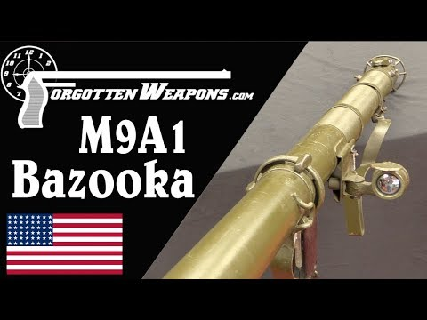 The M9A1 Bazooka: Now With Optics and Quick Takedown