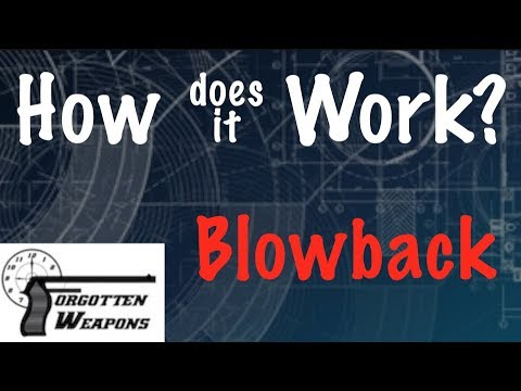 How Does it Work: Blowback Action