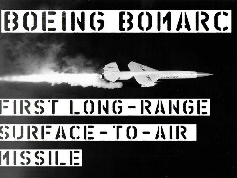 TAB Episode 54: BOMARC Surface-to-Air Missile
