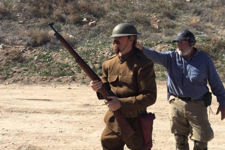 2-Gun Action Challenge Match: US WWI Infantry (M1917 & M1911)