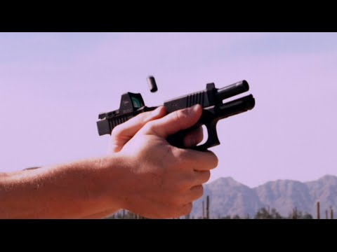 Today's New Tech: Red Dot Handguns