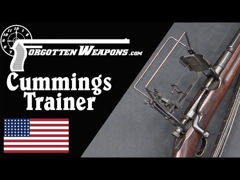 Cummings Dot Rifle: Indoor Marksmanship Training