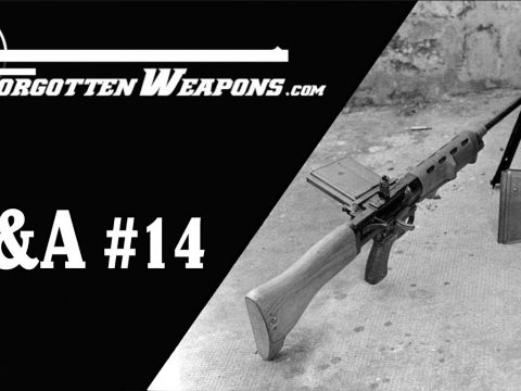 Q&A #14: Recoil, Nerf, and Forced Air Cooling