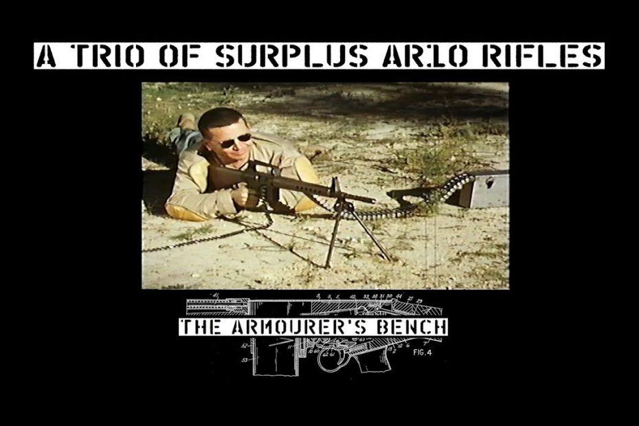 Surplus Zone: A Trio of Surplus AR10 Rifles