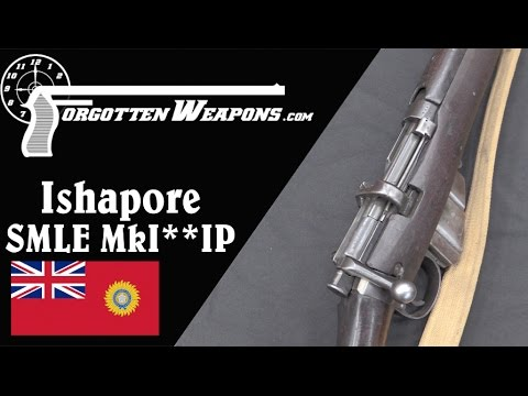 Ishapore SMLE MkI** India Pattern
