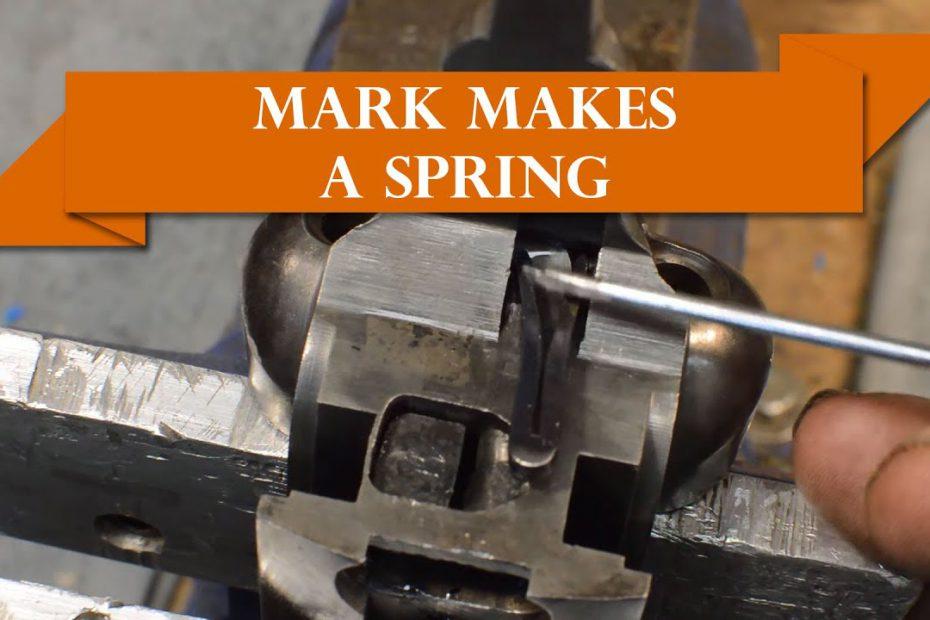 Anvil 068: Mark Makes a Spring