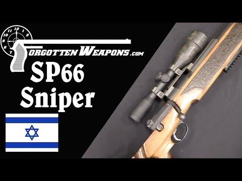 Israeli SP66: A Modern Mauser Sniper