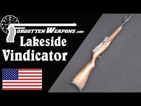 Lakeside Vindicator BF1: A Belt-Fed .22 Plinker