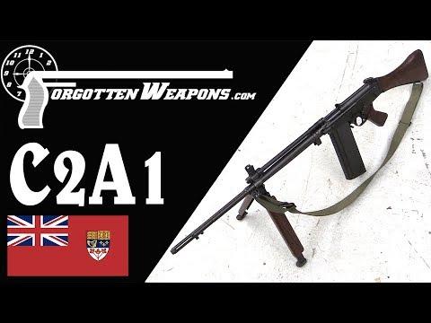C2A1: Canada's Squad Automatic FAL