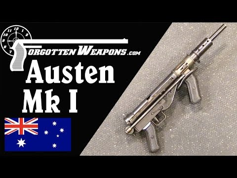 The Diggers' Dismay: Austen Mk I SMG