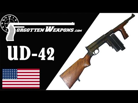 Marlin UD-42 from the Dutch Resistance