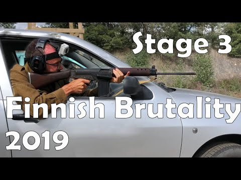 Stage 3 – Parking Lot Fight | Finnish Brutality 2019
