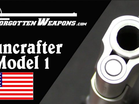 A .50 Caliber 1911: Guncrafter Industries Model 1