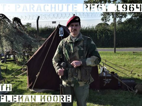 Soviet Threat 2019: Parachute Regiment 1964 with Rifleman Moore