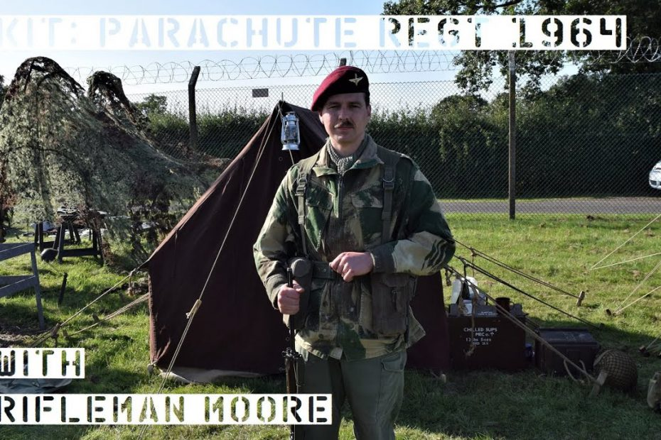 Soviet Threat 2019: Parachute Regiment 1964 with Rifleman Moore