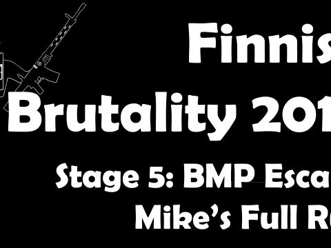 Stage 5 – Mike's (Bloke's) complete Run | Finnish Brutality 2019
