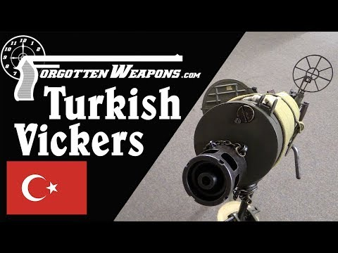 Turkish Vickers: A Gun With All the Widgets!
