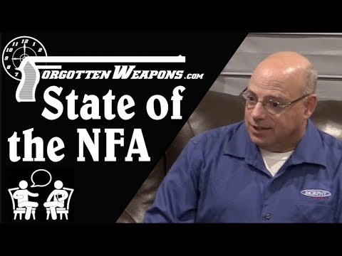 State of the NFA Collecting Community 2019, with John Keene