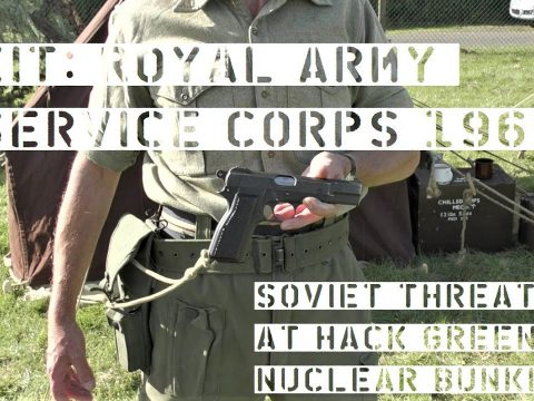 Soviet Threat 2019: Royal Army Service Corps, 1964