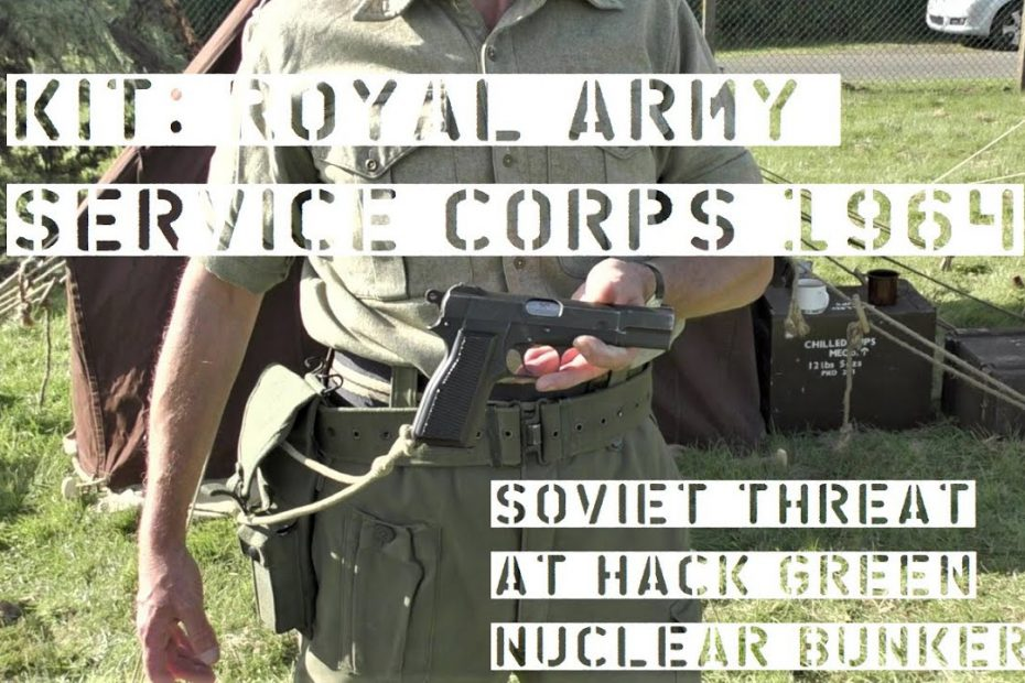 Soviet Threat 2019: Royal Army Service Corps, 1964