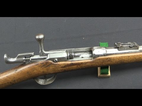 Chassepot Needle Rifle