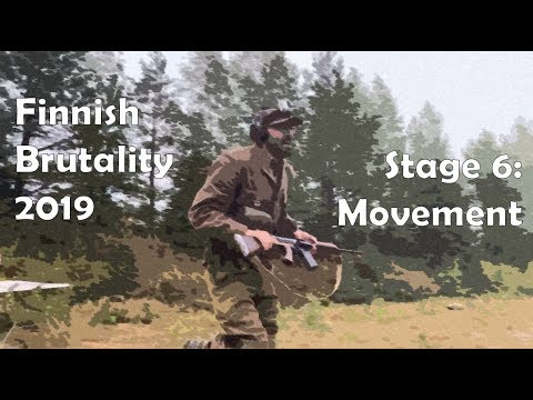 Stage 6 – Movement | Finnish Brutality 2019
