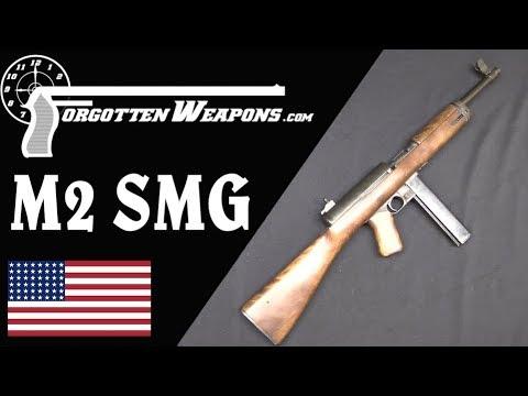 America's Forgotten SMG: The Hyde/Marlin M2