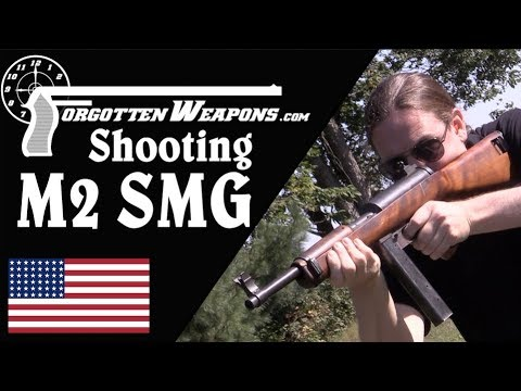 Marlin M2 at the Range: A Remarkably Nice SMG