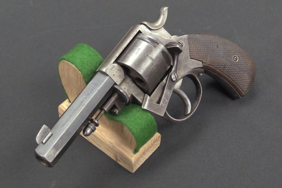 Dutch Police Revolver (with safety!)