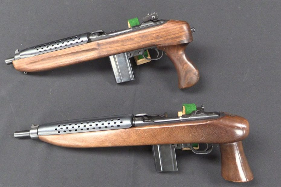 M1 Enforcer Carbine Pistols